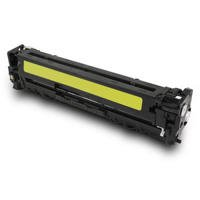 Generic Remanufactured (Yellow) Laser Toner Cartridge for HP 128A (HP 128 A / CE322)