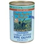 Santa Barbara Olive Co. Olives - Green Tree Ripe Pitted -- 6 oz