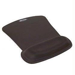 BELKIN COMPONENTS - MOUSE PAD WITH WRIST PILLOW/BLACK