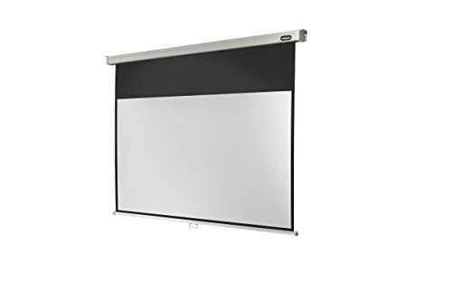 Celexon Rollo-Leinwand Professional   Format 16:9   Nutzfläche 180 x 102 cm   Beamer-Leinwand geeignet für jeglichen Projektortyp   Auch als Full-HD und 3D-Leinwand einsetzbar   einfache Installation & gute Planlage  