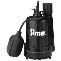 Sta-Rite Industries Sump Pump Simer 1/4Hp 2161/2905