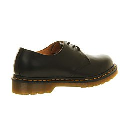 11838002|Dr. Martens 3 Eyelet 1461 Shoe Black|46 UK 11