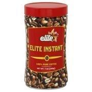 Elite Instant Coffee, 7 Oz (Case of 12) from Elite