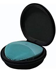 TUDIA Luna Mini 2 Facial Brush EVA Carrying Case, Water Resistant Material Shock Absorption Storage Hard Portable Travel Case...