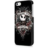 iPhone 5 5S Case 3D New Tim Burton The Nightmare Before Christmas...