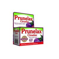 Prunelax Ciruelax Laxative Tabs, 60 ea (Pack of (Laxative 60 Tabs)