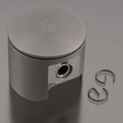 Dle Engines 170-G20 Piston w/Pin/Retainer - G20 Engine