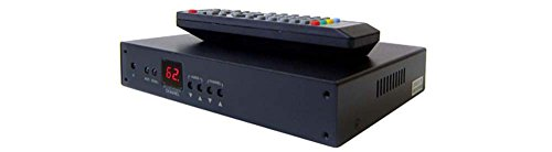 Analog UHF VHF CATV RF Coax to HDMI DVI Video Demodulator Tuner