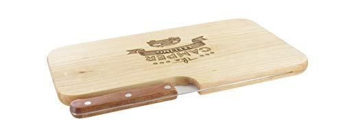 21%2B5vy%2BPuML LASERHELD nachhaltiges Brotzeitbrett Schneidebrett Jausenbrett Holz Messer Geschenk Männer Frauen Geschenkidee für Ihn…