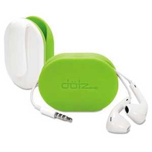 Dotz FXW37MCL Flex Earbud Wrap, Lime Green by PRBFXW37MCL