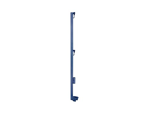 Metaltech M-MGPUSL Guard Rail Post with Support, Model# ()