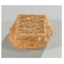 Readi Bake Country Home Bakers Sugar Free Peanut Butter Cookie Dough, 1 Ounce -- 240 per case.