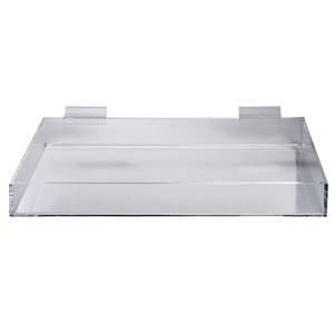 Acrylic Slatwall Tray, 16