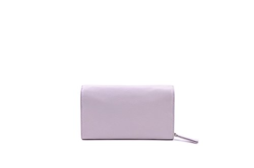 Nava Smooth Wallet Double Lady Ash Grey