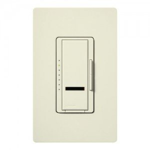 Dimmer Switch, 600W Multi-Location Maestro IR Wireless Light Dimmer - Biscuit-2PK