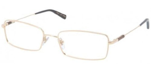 BVLGARI BV1060K 393 EYEGLASSES GOLD PLATED - Men Eyeglasses Bvlgari