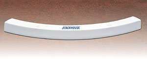 Shot Put Toe Board by Stackhouse Athletic