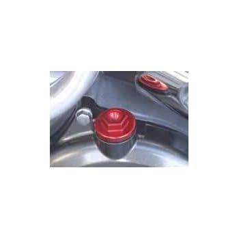 Red Oil Filler Plug 24-001 Works Connection