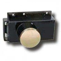 Sargent & Greenleaf 8497-102 ''The Brute'' Electronic Door Deadlatch w/ #3 Strike