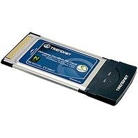 TRENDnet 300Mbps Wireless N PC Card TEW-621PC