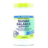 - Dr Venessa's Formulas Sugar Balance Support 60 tab ( Multi-Pack) by Dr. Venessa's Formulas