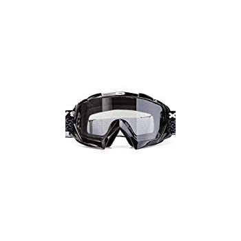 2b49bdd7c94d BATFOX Motorcycle Goggles Dirt Bike ATV Motocross Safety ATV Tactical  Riding Motorbike Glasses Goggles for Men Women Youth Fit Over Glasses UV400  Protection ...