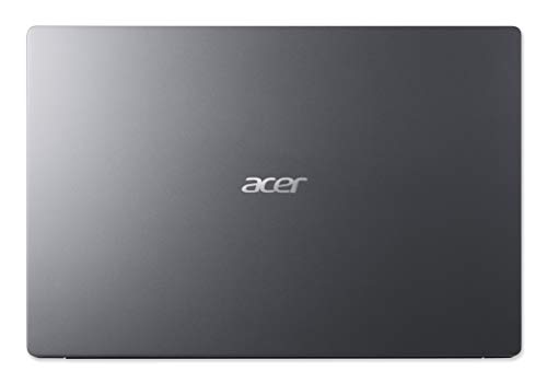 Acer Swift 3 10th Gen Core i5 14-inch Ultra Thin and Light Laptop (8GB/512GB SSD/Windows 10/Steel Gray/1.19kg), SF314-57 -  - Laptops4Review