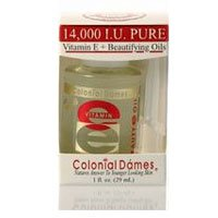 Price comparison product image Colonial Dames Colonial Dames Vitamin E Plus Beautifying Oils, 1 oz (Pack of 3)