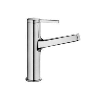 Splendure Stainless Steel KWC 12.191.032.127 AVA Single-Lever Bathroom Faucet