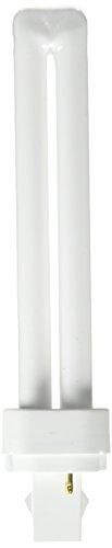 Sylvania 21115 Compact Fluorescent 2 Pin Double Tube 4100K, 26-watt