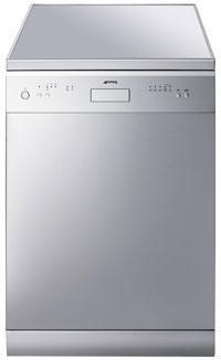 Smeg LSA6147X7 lavavajilla - Lavavajillas (Independiente, Acero ...