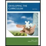 Developing the Curriculum by Oliva,Peter F.; II,William R. Gordon. [2012,8th Edition.] Hardcover