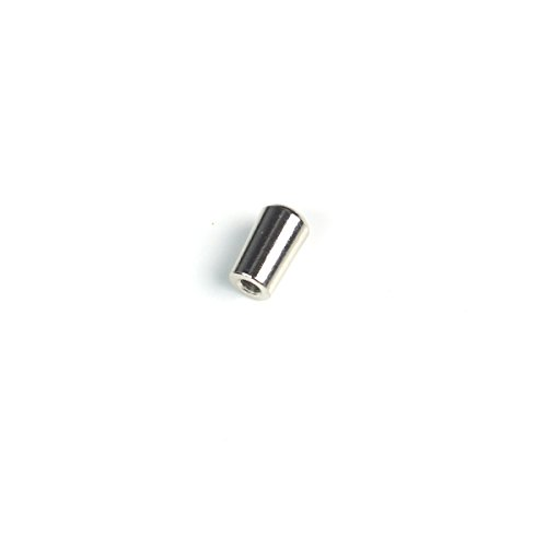 Metric M3.5 Switch Tip knob cap for Toggle Pickup Selector ,Metal (Guitar Switch Knobs)