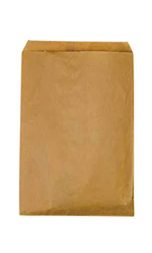 Natural Merchandise Paper Bag - SSWBasics Small Natural Kraft Paper Merchandise Bags - 6¼