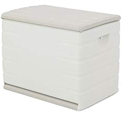 Plastiken Baul 80 cm color BEIG con capacidad 260 litros (80cm de ancho x 53cm de hondo x 61cm de Alto): Amazon.es: Bricolaje y herramientas