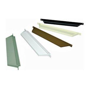 OP Products Screen Door Handle, P Series, Ivory - Series Door Handle Screen