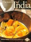 img - for Flavors of India: Authentic Indian Recipes by Meena Pathak (2003-10-28) book / textbook / text book
