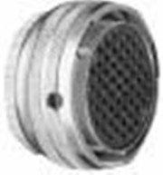 AMPHENOL AEROSPACE MS27473T8B98S CIRCULAR CONN, PLUG, SIZE 8, 6POS, CABLE