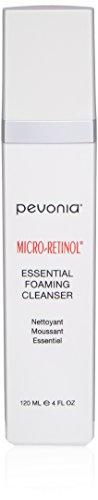 Pevonia Micro Retinol Foaming Cleanser, 4 Fl Oz