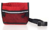 Wellbro® Dog Treat Pouch, Pet Training Waist Bag with Easy Open-Close Spring Hinge and Front Mesh Pocket, Easily Carries Snacks and Toys, Rapid Reward for Small Medium Large Breeds by Wellbro