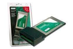 DIGITUS Lector de Tarjetas PCMCIA Cardbus 23 en 1: Amazon.es ...