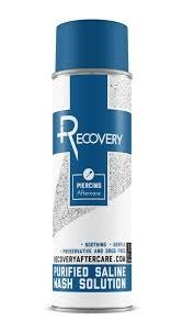 (Recovery piercing aftercare spray 1.5oz)