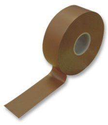 20 Metre's Electrical PVC Insulating Insulation Tape Brown 19mm Wide Cable TWG xnew073x