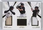 Tam Single (Frank Thomas; Jose Abreu; Yoan Moncada #16/99 (Baseball Card) 2017 Panini Immaculate Collection - Immaculate Trio Players #ITP-TAM)