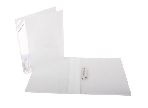 Filexec Products Clamp Binder, Removable Spine Label, Pack of 2 (50303-61123) (Removable Spine)