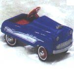 Hallmark Kiddie Car Classic 1958 Murray Champion QHG9041