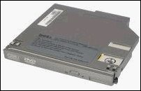 Dell Latitude D500, D600, D800 / Inspiron 8500, 8600, 500M, 600M CDRW / DVD Combo Drive (8W007-A01)
