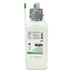 Gojo CX Luxury Green Certified Foam Handwash, 1500 Milliliter Refill - 2 per case.