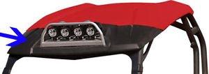 Can Am Commander, Commander Max & Maverick, Maverick Max 2014 and Newer Sport Visor #715001952