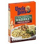 Uncle Original Recipe Long Grain & Wild Rice 6 OZ (Pack of 24) by Uncle Ben's